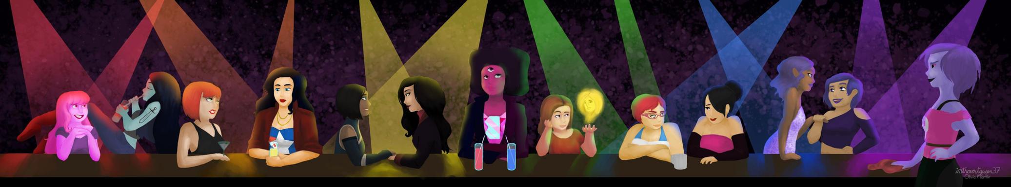 Pride Bar by introvertqueen37