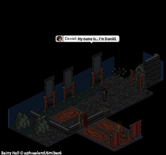 Amnesia habbo map by aphSealand