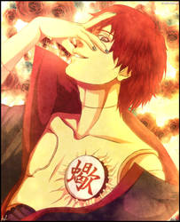SASORI - I love myself by Kaoyux