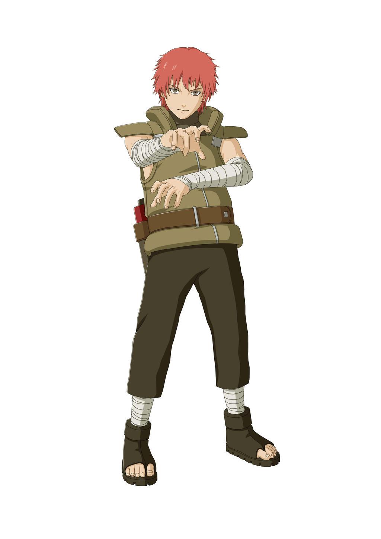 Naruto-Storm-Revolution-Akatsuki-Sasori by Kaoyux