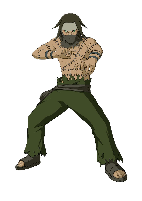 Naruto-Storm-Revolution-Akatsuki-Kakuzu by Kaoyux