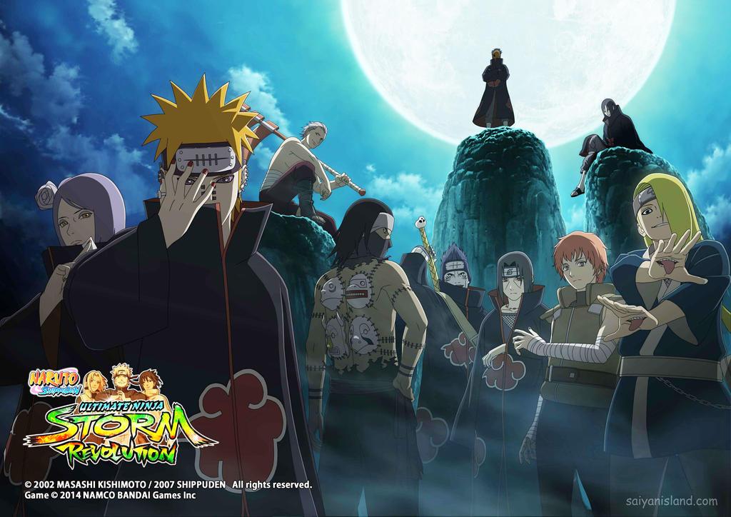 Naruto-Storm-Revolution-Akatsuki-0111 by Kaoyux