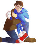 Sonic and Tom