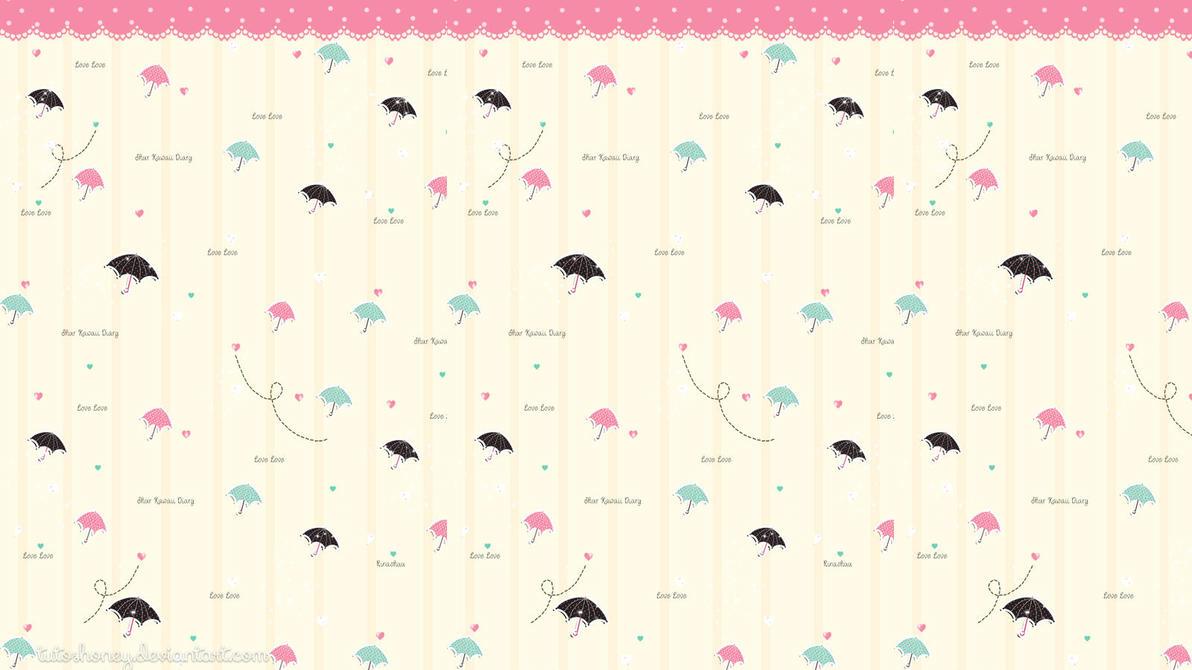 Umbrellas Wallpaper By TutosHoney