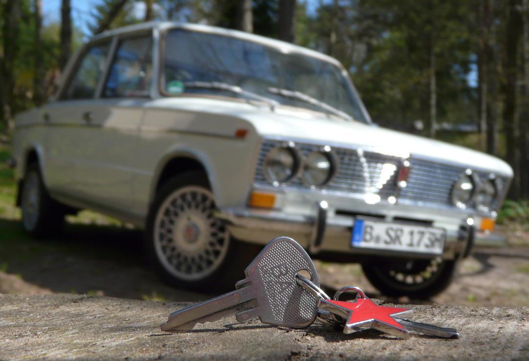 The Magic Key - Lada 2103 by odinweb