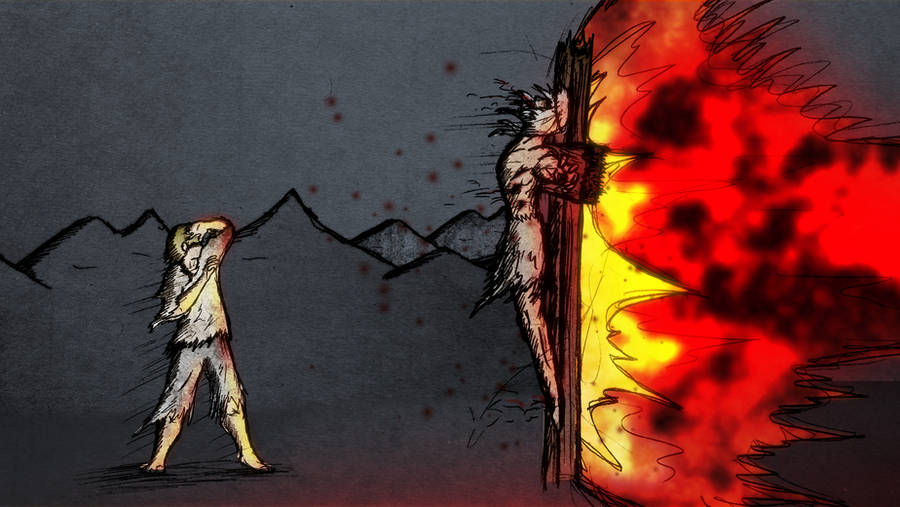 Judgment by FullofEyes