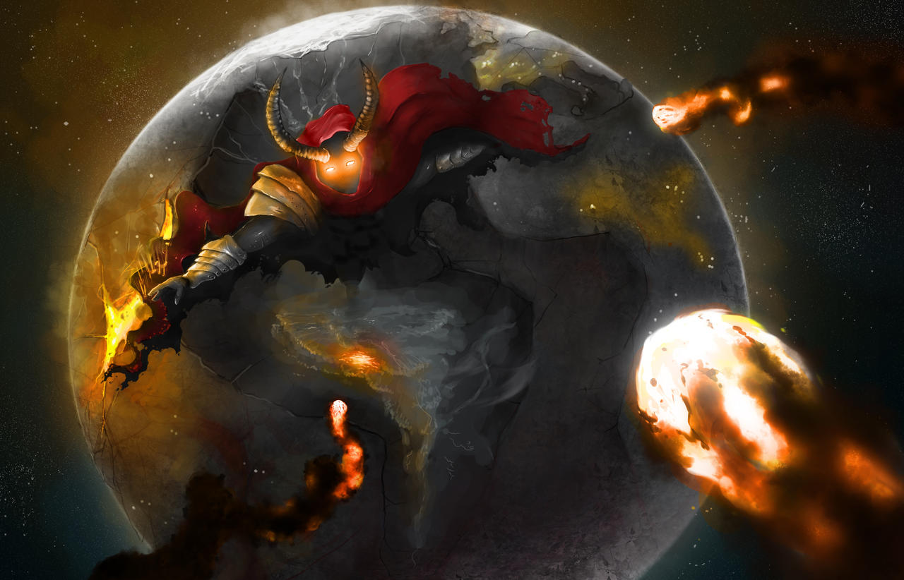Rise of a Demon by loginatu