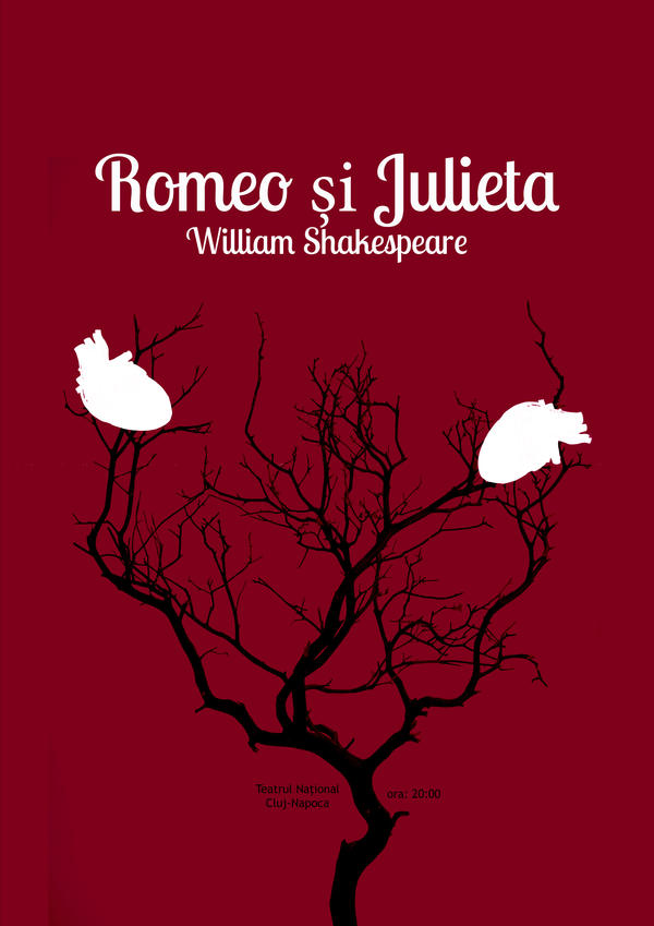 Romeo and Juliet poster by loginatu on DeviantArt