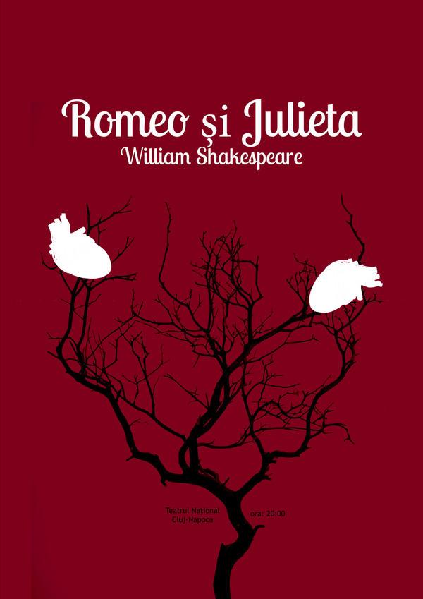 Romeo and Juliet poster by loginatu on DeviantArt