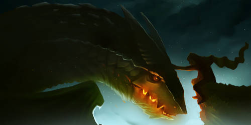 Mage and Minions - You Will Tame Dragons