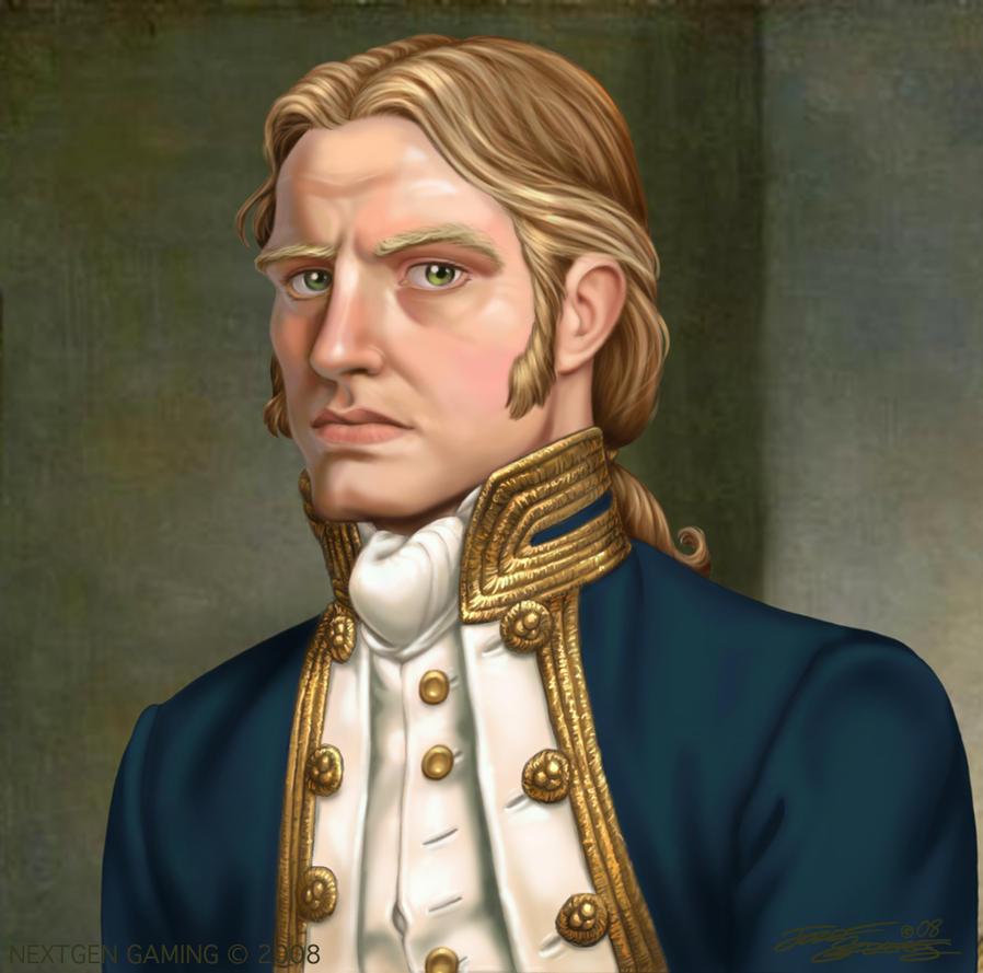 Captain.Szekeres by Jozef-Szekeres