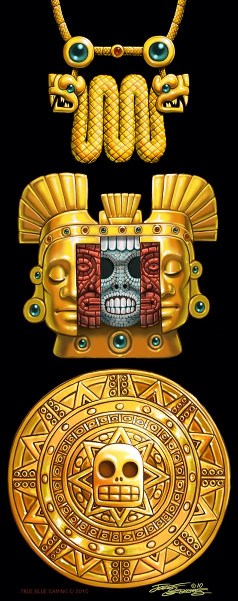 Aztec Artifacts