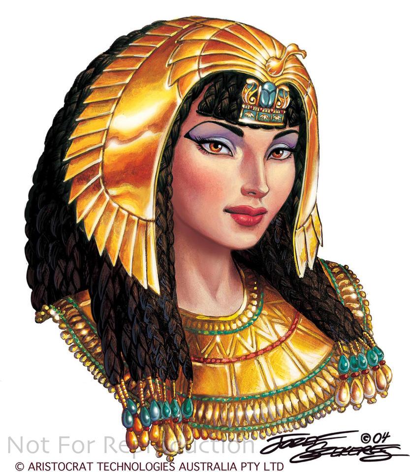 Cleopatra Collar Szekeres By Jozef Szekeres On Deviantart