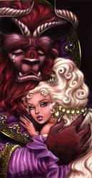 Beauty and the Beast.Szekeres by Jozef-Szekeres