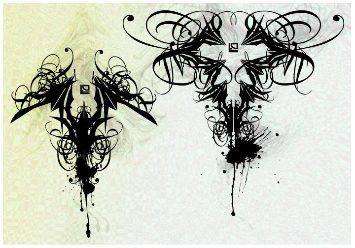 Tattoo design by neck2076