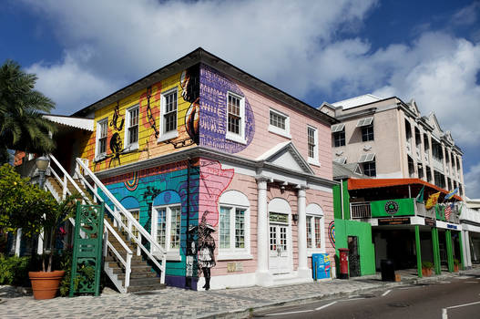 Pompey Museum Downtown Nassau