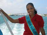 Denia Nixon - Miss Bahamas Universe 2005