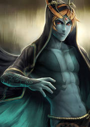Twilight Prince (Genderbend)