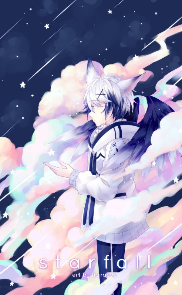 starfall by HanaEve