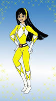 Ranger Legends: Trini by HighwindDesign