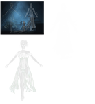 Two Ghost Women png