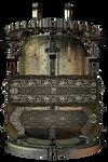 Steam Punk Seat