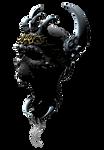 Warrior Mask 4 png