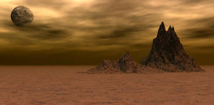 Premade Background sand2