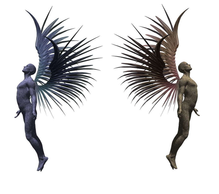 Fantasy Male Angel png