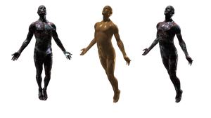 Marble Statues 3