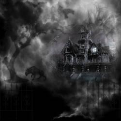 Haunted Graveyard House