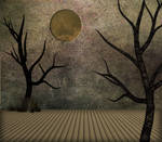 Surreal Dark Background by mysticmorning