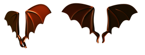 Creature Wings png