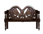 Horse Bench  stock