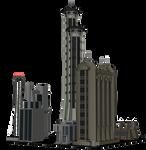 DYSTOPIA sf buildings 4