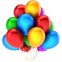 Balloon Stock png