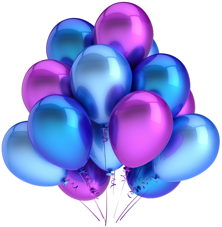 Balloons Stock 2 png by mysticmorning on DeviantArt