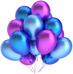 Balloons Stock 2 png
