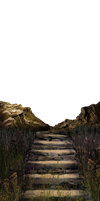 Walkway to your Background png
