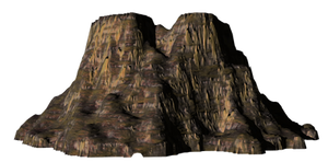 Mountain png stock 2