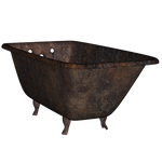 Rusty Old Bathtub 2 png