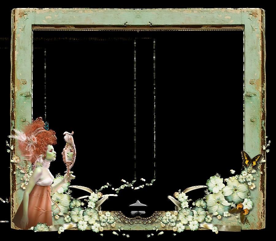 Fantasy Frame png by mysticmorning on DeviantArt