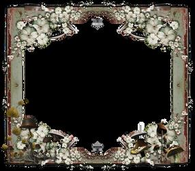 Mushroom Frame by mysticmorning