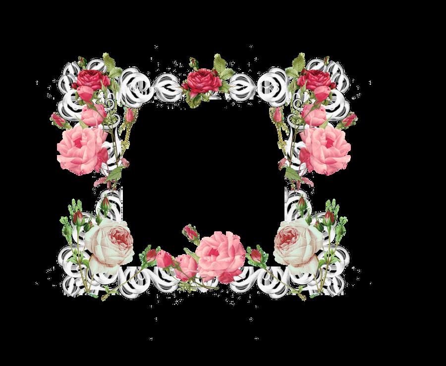 Rose Frame png by mysticmorning on DeviantArt