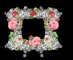 Rose Frame png