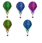 Hot Air Baloons png