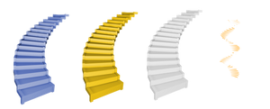 Spirial Stairs png 2