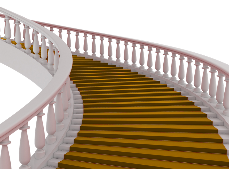 Gold Carpet Stairs png by mysticmorning on DeviantArt