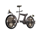 Steampunk Bike png