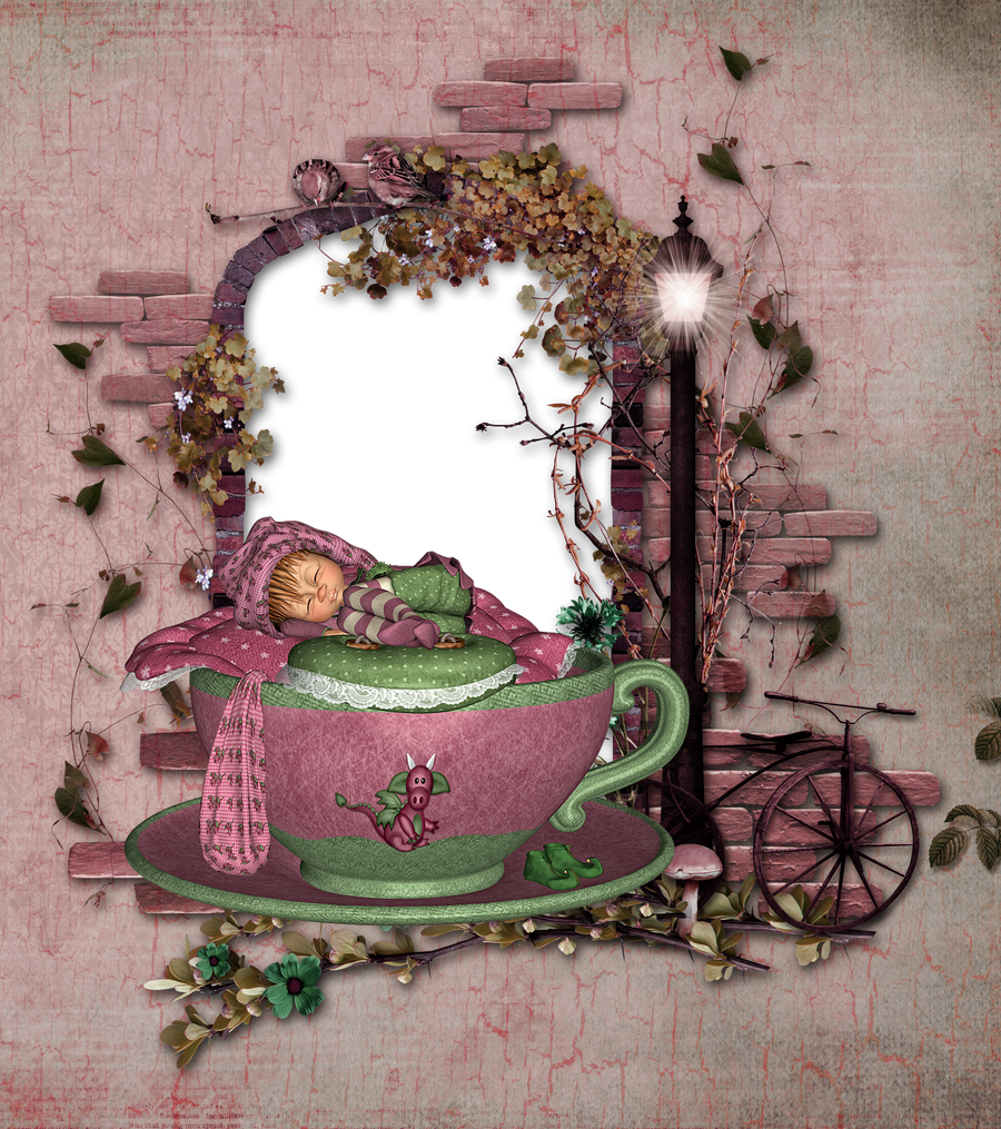 Sweet Dreams Frame Png By Mysticmorning On Deviantart